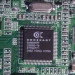 Conexant S-Video chip (Bt869)