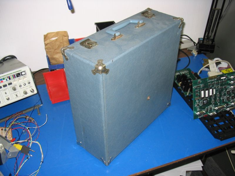 Dyna-Jet 707 vacuum tube tester – ElectroLund