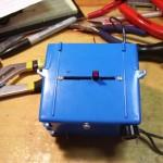 pot w/ LED inside case