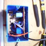 circuit in case