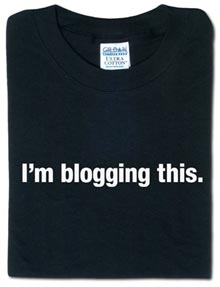 My t-shirt fund