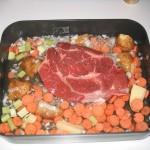 homemade stew!