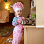 The happy little chef