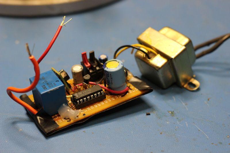 AC multi-way light switch – ElectroLund